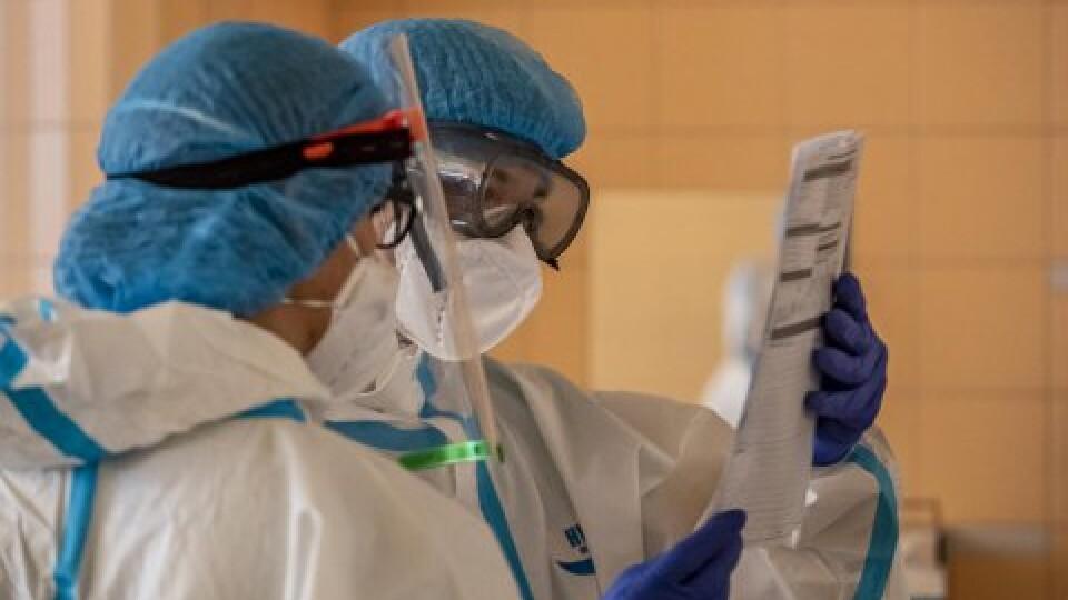 За минулу добу в Україні виявили 10 611 хворих на коронавірус