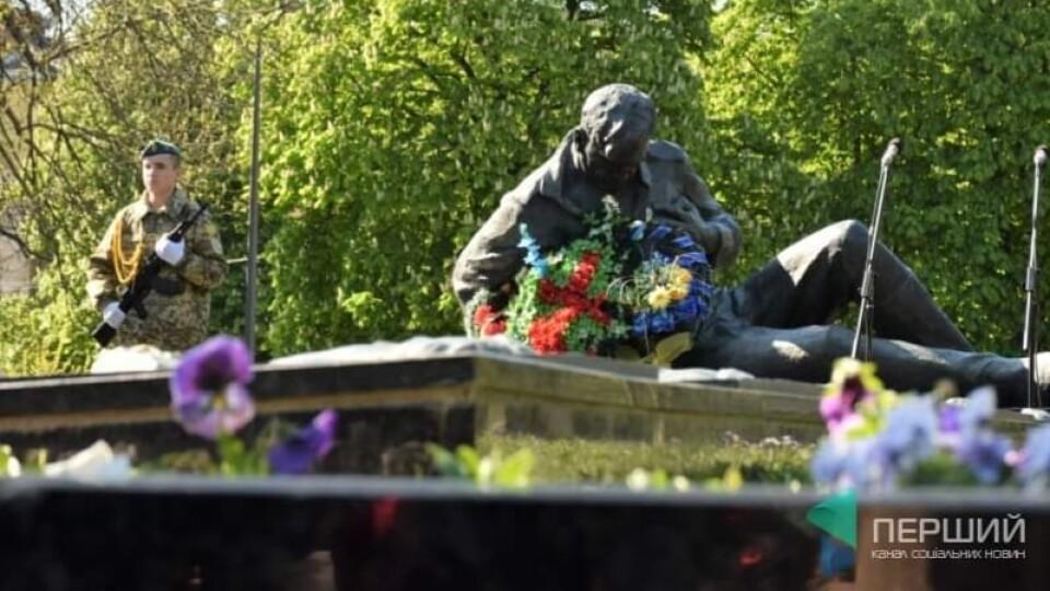 У Луцьку відзначать День пам'яті та примирення і День перемоги над нацизмом. Заходи