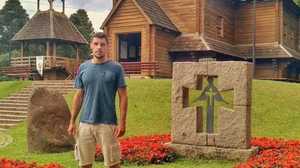 Бразилець віднайшов своїх родичів на Волині