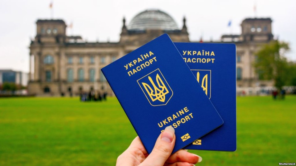 Український паспорт став бажанішим у світі