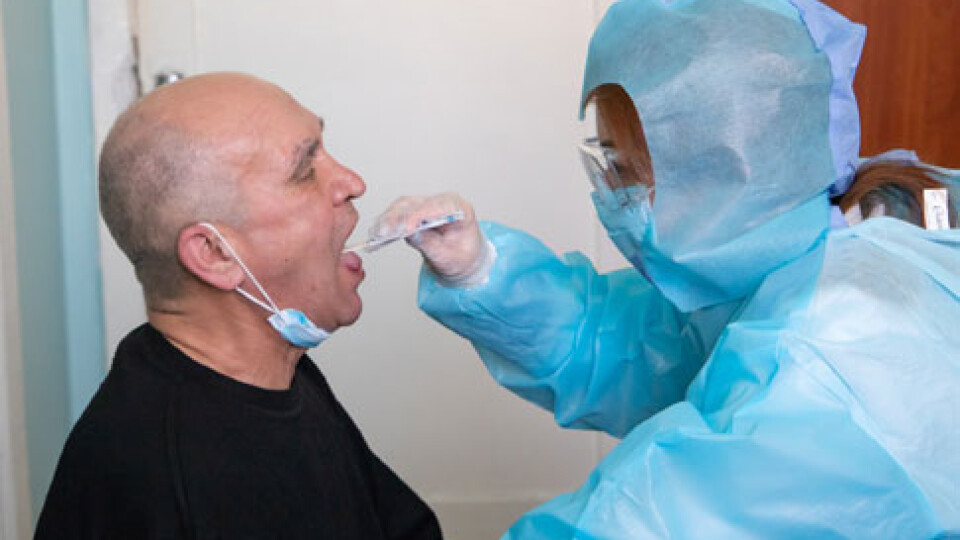 Коронавірус на Волині. Найбільше нових хворих у Луцьку та Луцькому районі
