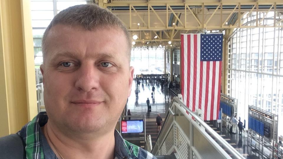 «Американці вважають, що в Україні - громадянська війна», - волинянин поділився враженнями від США