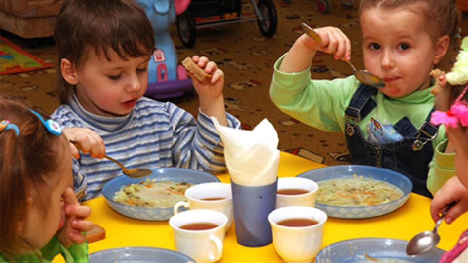 Встановили плату за харчування у дитсадках Луцької громади на 2021 рік