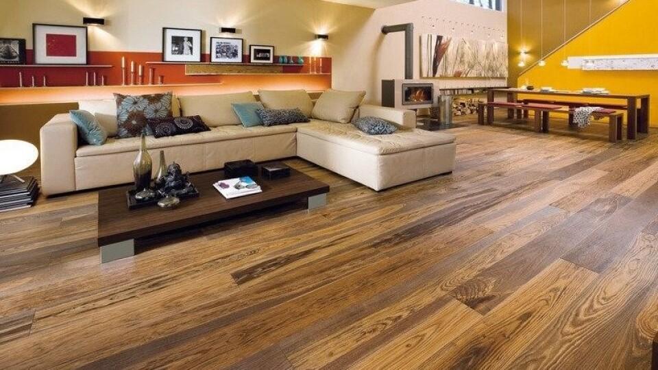 Покриття для підлоги Tarkett — секрет практичності та комфорту