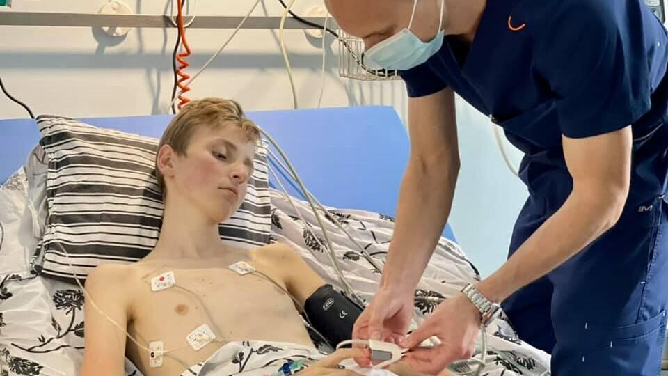 Як почувається 13-річний волинянин, якому пересадили серце