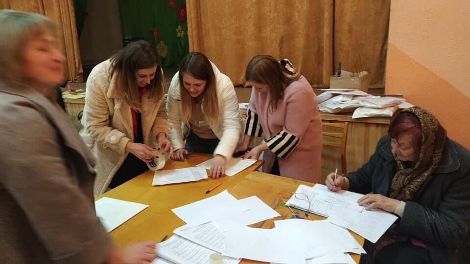 Вибори у Сошичненській ОТГ.  Назвали переможців