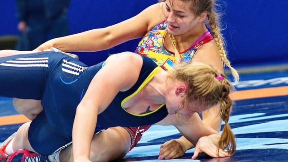 Волинські спортсменки здобули три «бронзи» на чемпіонаті України