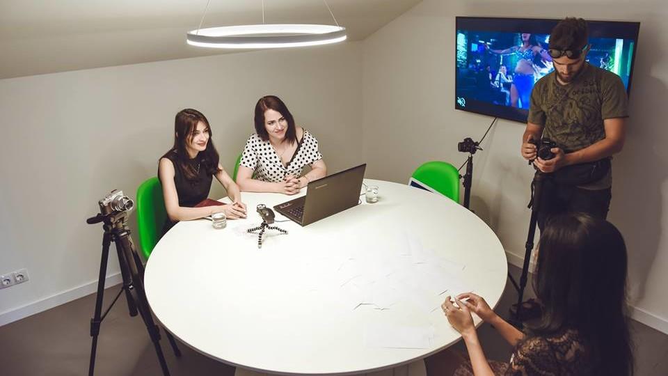 Учасниці реаліті-шоу «Пігмаліон 3D» та їхні проекти. ВІДЕО
