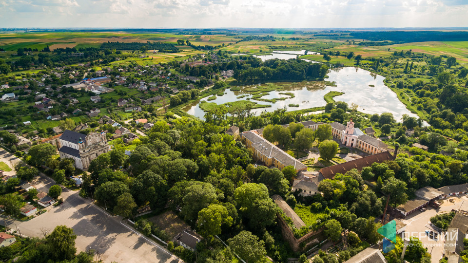 «Перший на природі»: волинський Іль-Джез та фортечні ворота – унікальність Олики. ФОТО. ВІДЕО
