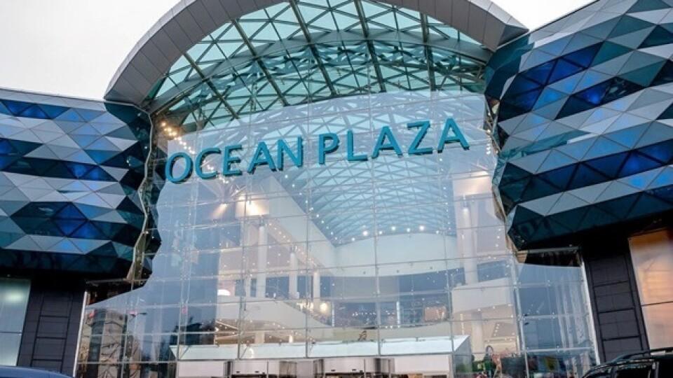 ТРЦ Ocean Plaza – розкішний торгово-розважальний центр Києва