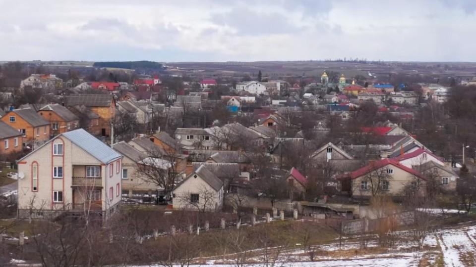 Майже весна: з'явилося відео Горохова з висоти