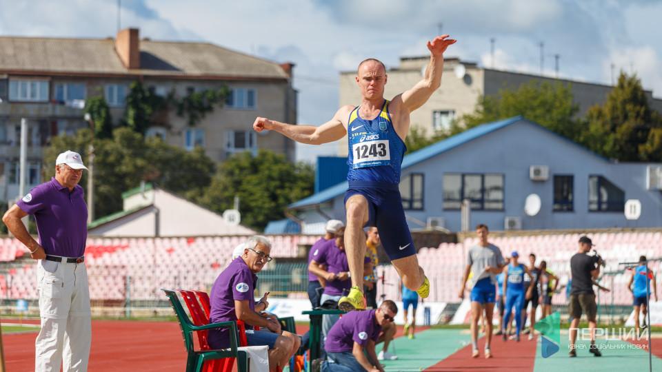 Відкриття Чемпіонату України з легкої атлетики у Луцьку: як це було. ФОТОРЕПОРТАЖ