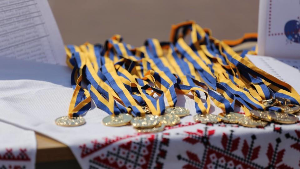 Волинянин привіз три  золоті медалі з чемпіонату України з легкої атлетики. ФОТО