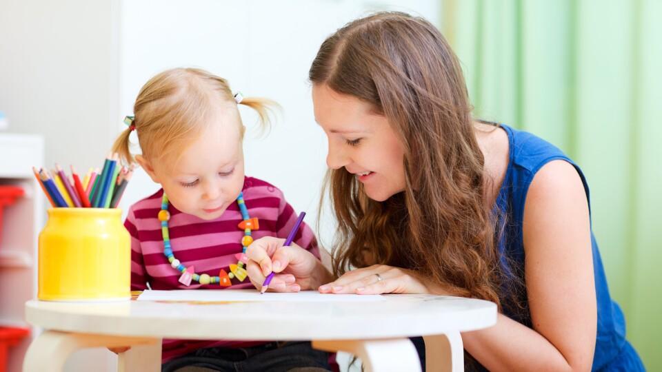 Як знайти надійну няню для дитини