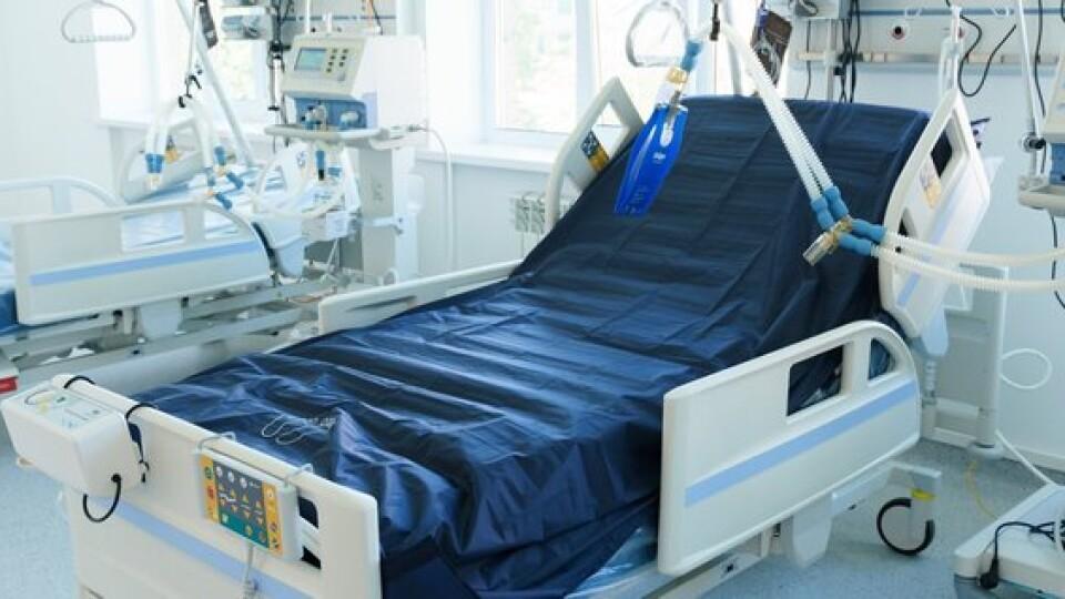 Скільки у Луцьку вільних «коронавірусних» ліжок у лікарнях