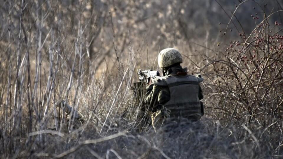 Окупанти порушили перемир'я на Донбасі. Українські військові не відповіли