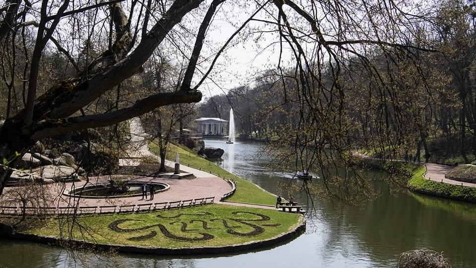 В Софіївському парку, що в Умані, з'явиться японський сад та водоспад з озером