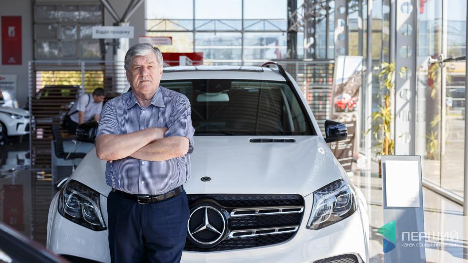 Людина часу – Юрій Корольчук: про «євробляхи», занепад автопрому і чому Mercedes краще BMW