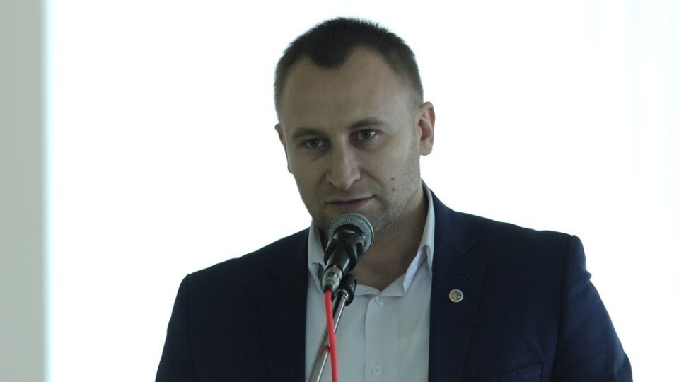 У Луцьку – новий директор департаменту сім'ї, молоді та спорту