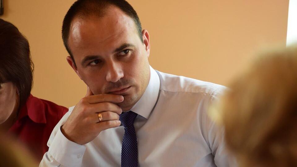 «Гордий, що маю професійну команду», – директор Волинського центру зайнятості Роман Романюк