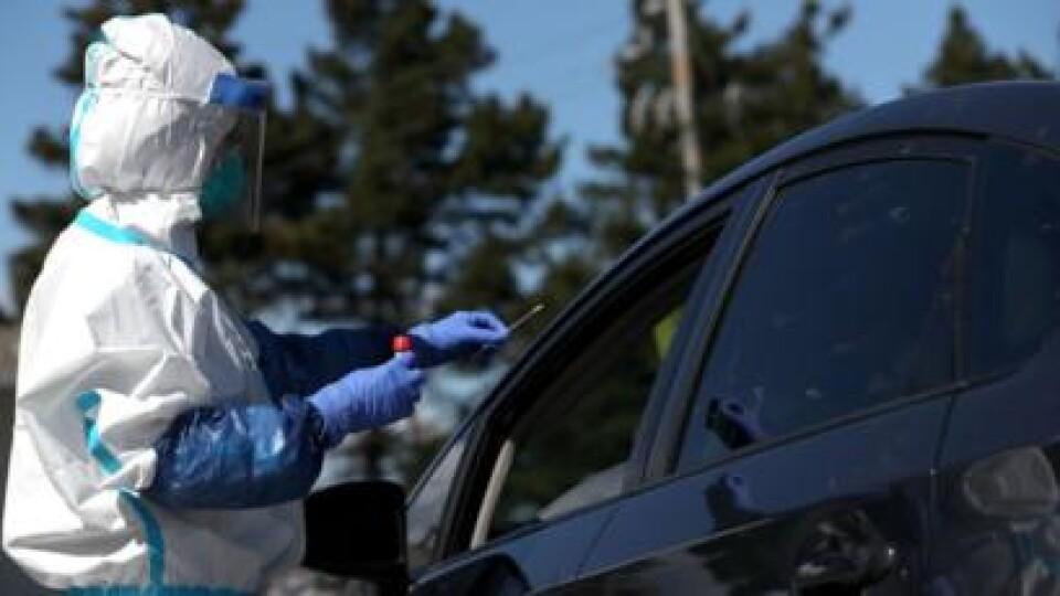 За кількістю заражених коронавірусом США випередили Китай та Італію