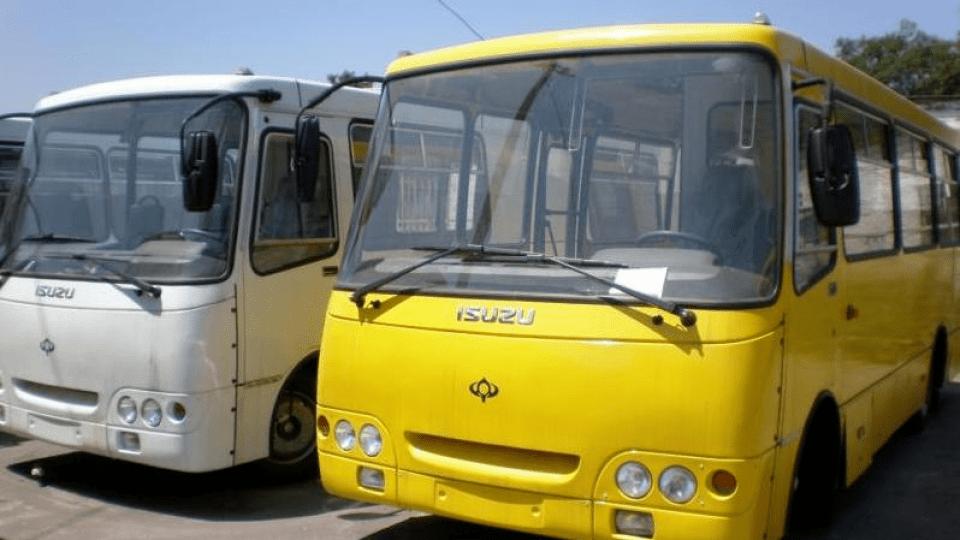 У Луцьку затвердили перевізників на три автобусні маршрути