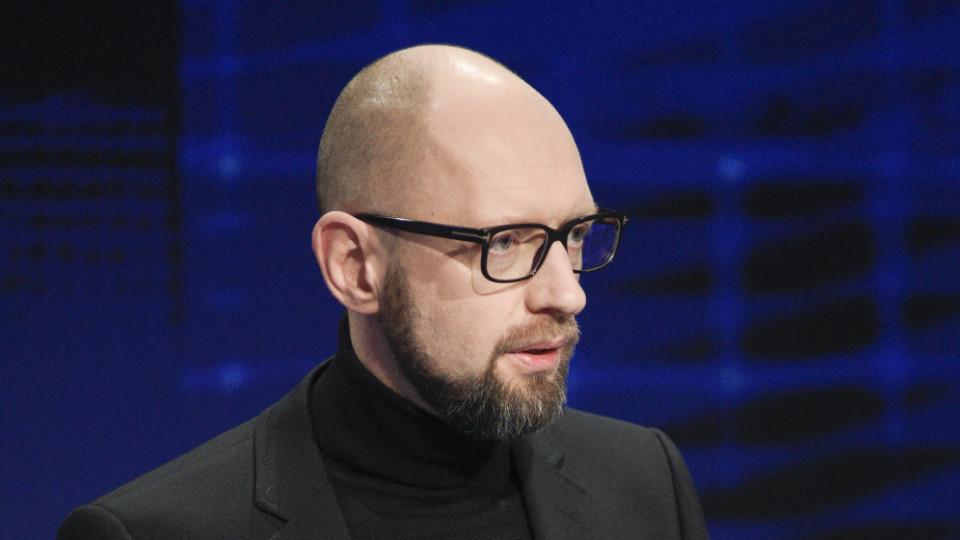 «Народний фронт» планує висунути у президенти Яценюка