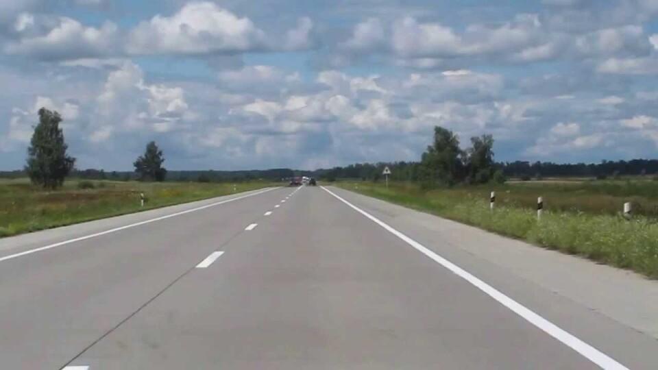 Назвали найбільш аварійні дороги України. У списку – траса «Київ – Ягодин»