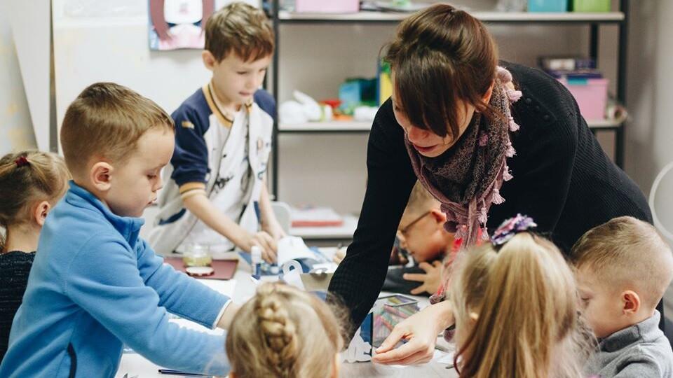 Центр розвитку дитини «NewG»  відтепер проводитиме заняття й у вихідні