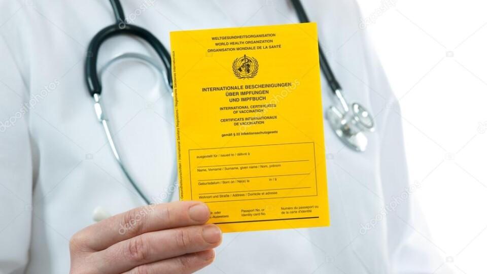 На Волині відкрили понад 50 кримінальних справ за підробку ковідних тестів та сертифікатів