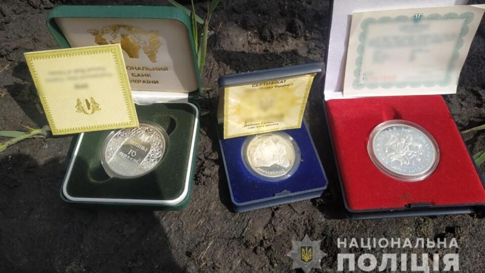 У волинянина поцупили сейф із колекційними монетами