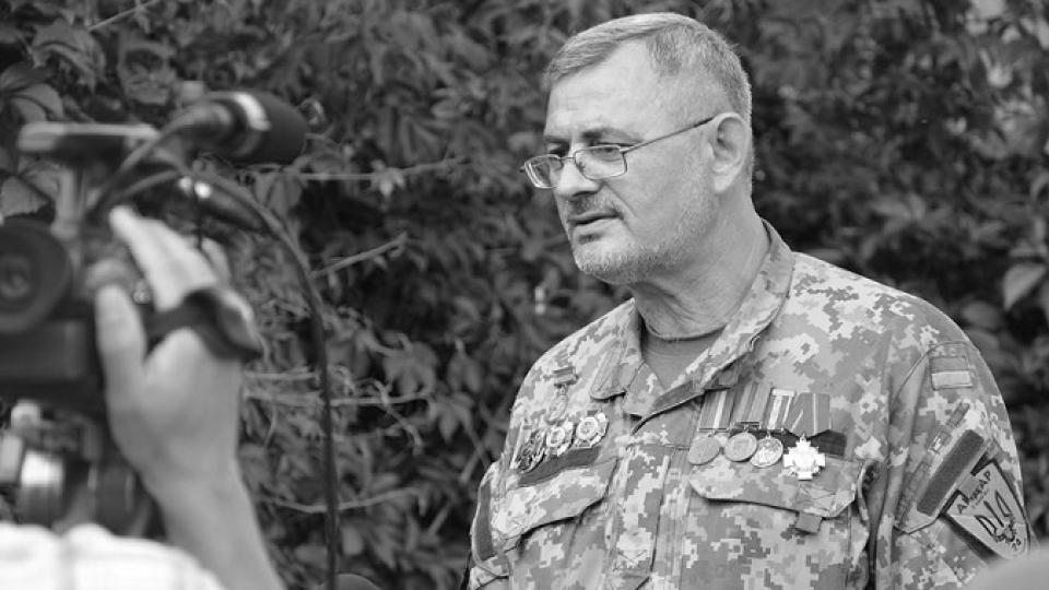 У Луцьку прощатимуться з ветераном АТО Андрієм Омельчуком