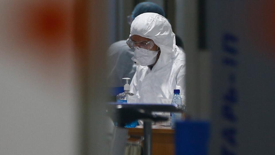 США вийшли на третє місце за кількістю хворих на коронавірус