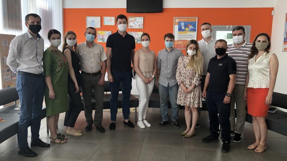 Волинські газовики дебатували про роботу онлайн-сервісів