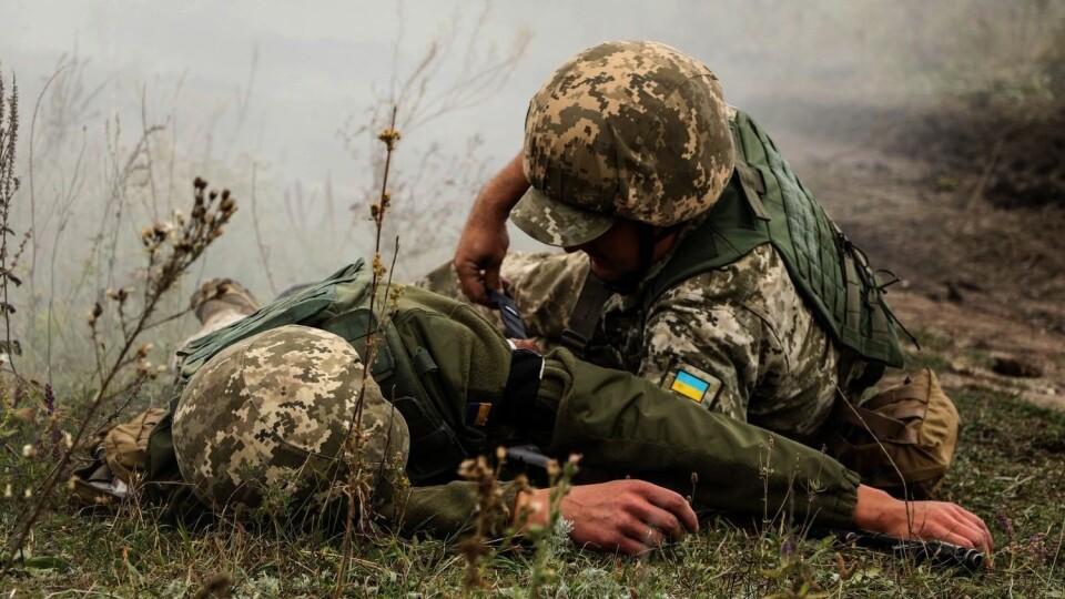 На Донбасі ворожий снайпер застрелив українського військового