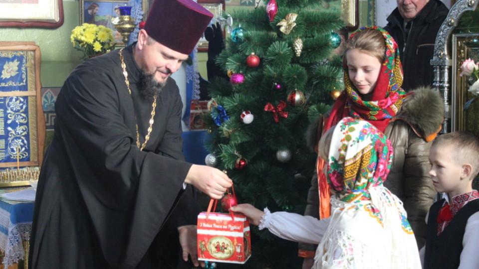 У селі на Волині відзначили парафіяльне свято. ФОТО