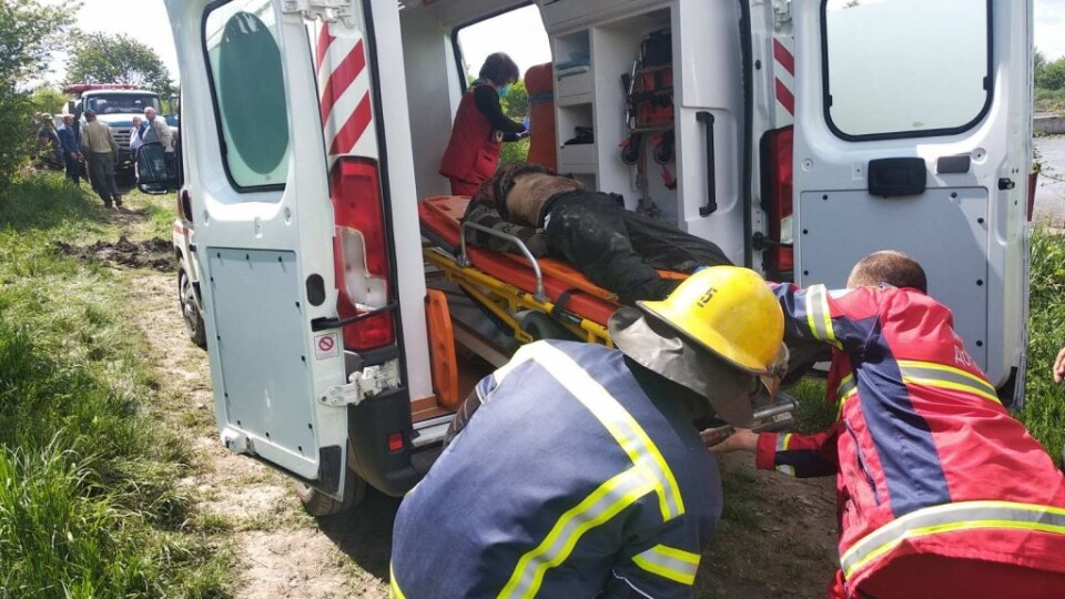 Двоє працівників –у реанімації. Деталі нещасного випадку на очисних спорудах у Нововолинську