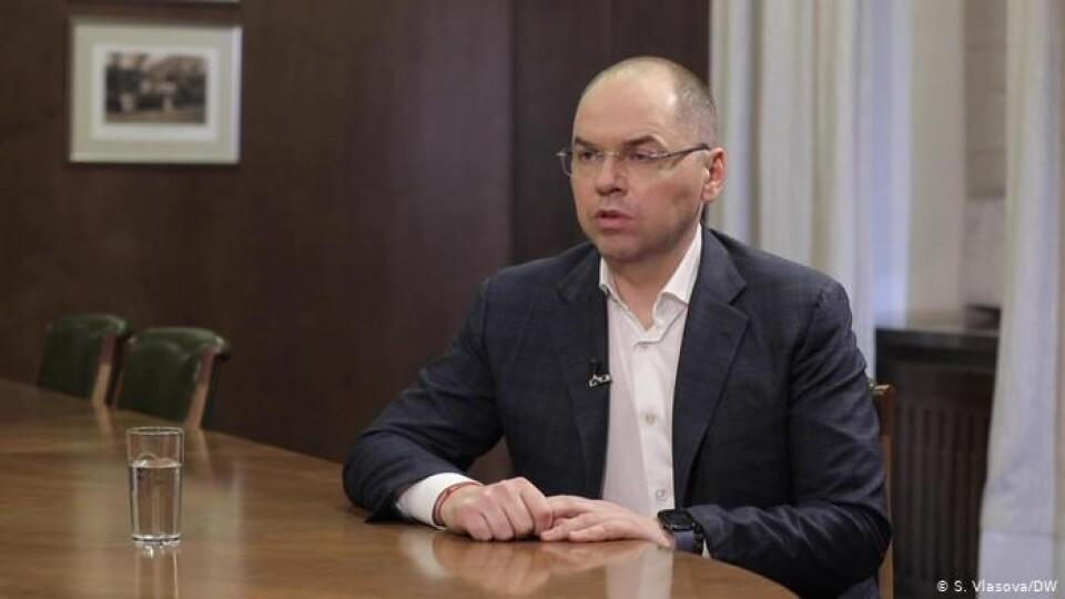Степанов розповів про готовність України до третьої хвилі пандемії