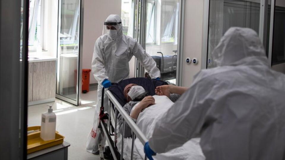 На Волині за добу коронавірус знайшли у понад 70 людей