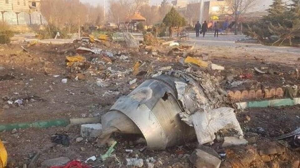Український літак біля Тегерана збила іранська ракета, – спецслужби США