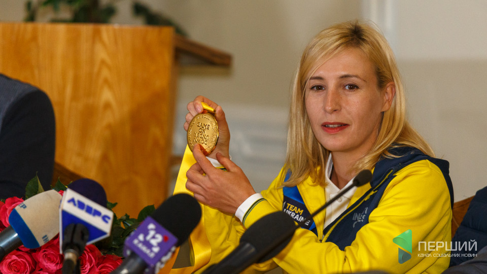 Наче уві сні: Майя Москвич розповіла про «Ігри нескорених». ФОТО