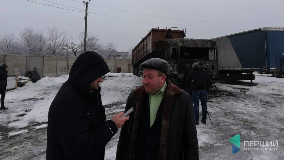 «Спалили найдорожчу техніку», – голова Підгайцівської громади. ФОТО