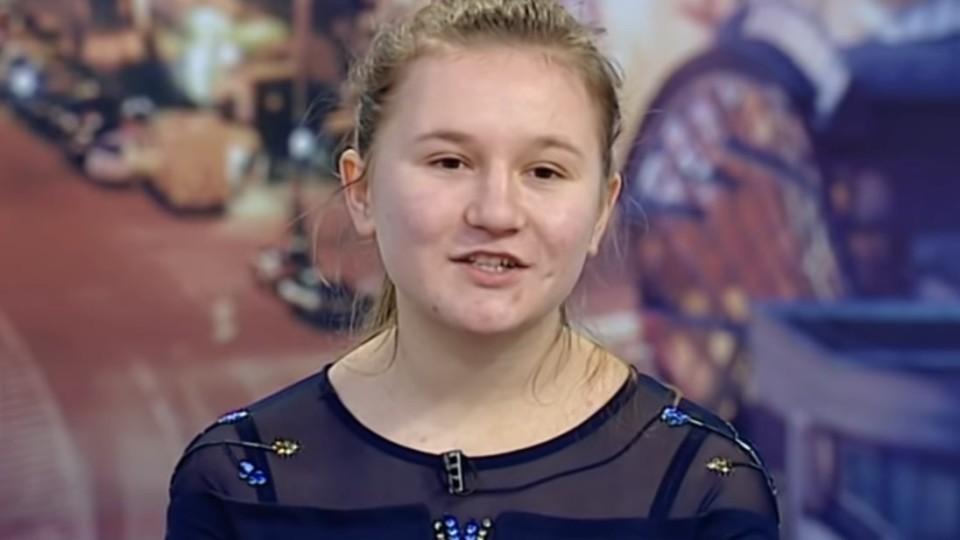 Вийшла програма за участю дівчинки з Волині, яка листується із Папою Римським. ВІДЕО