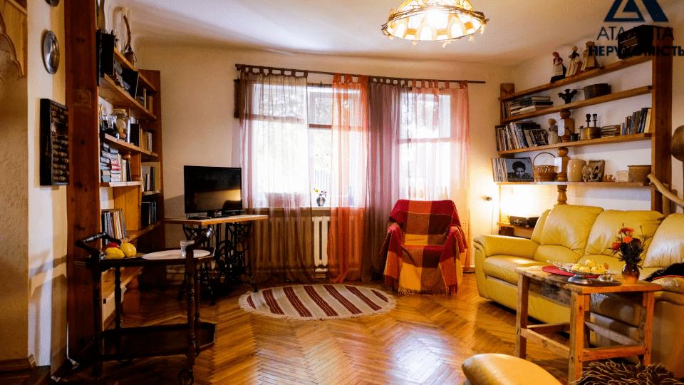 У Луцьку продають будинок, у якому жив відомий художник Микола Кумановський