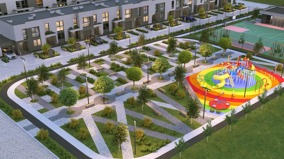 З нагоди 5 річниці «Інвестор» презентував новий житловий комплекс «Струмочок 2»