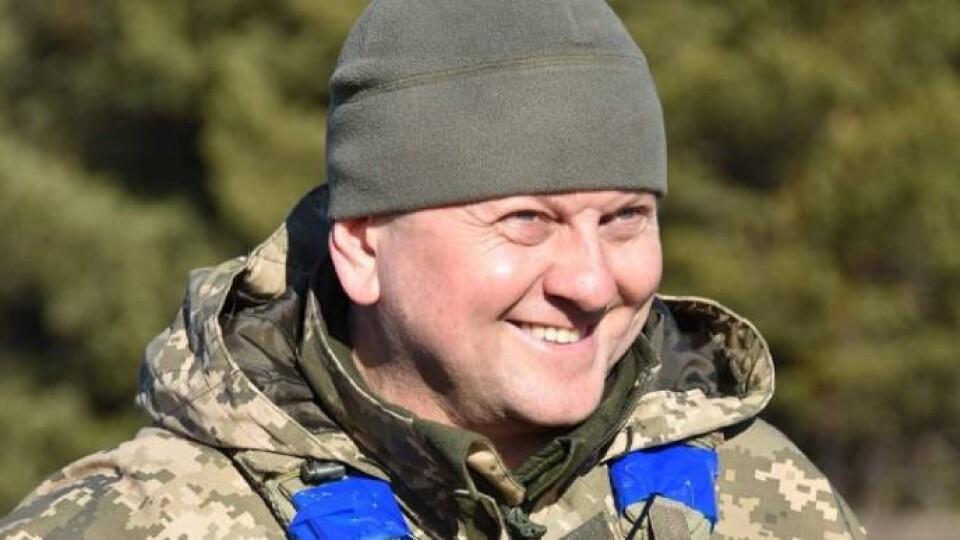 Головнокомандувач Збройних сил України йде у відставку