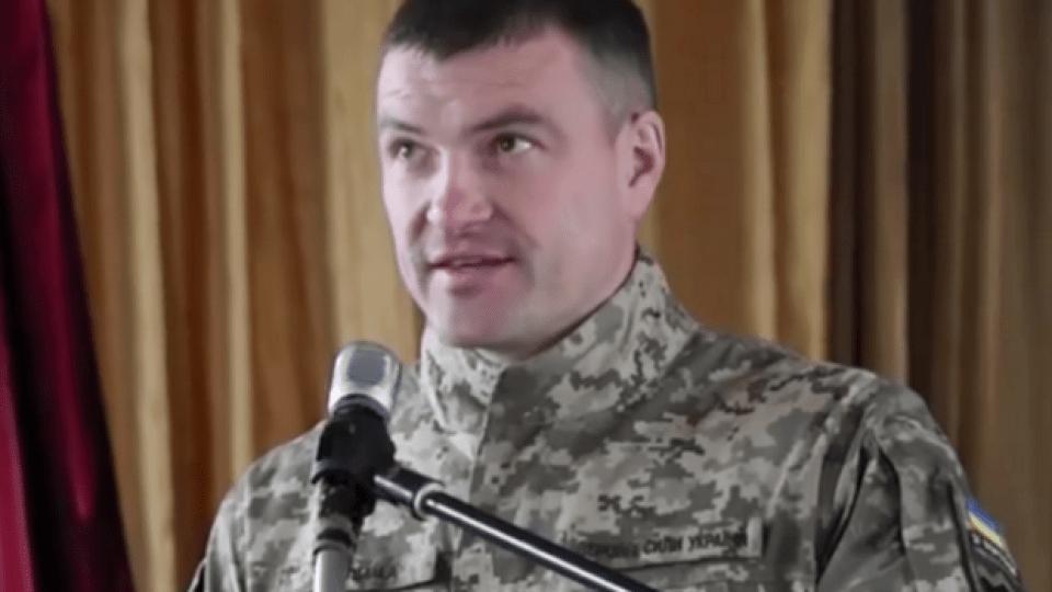 Президент посмертно нагородив орденом військового з Луцька Сергія Сулиму