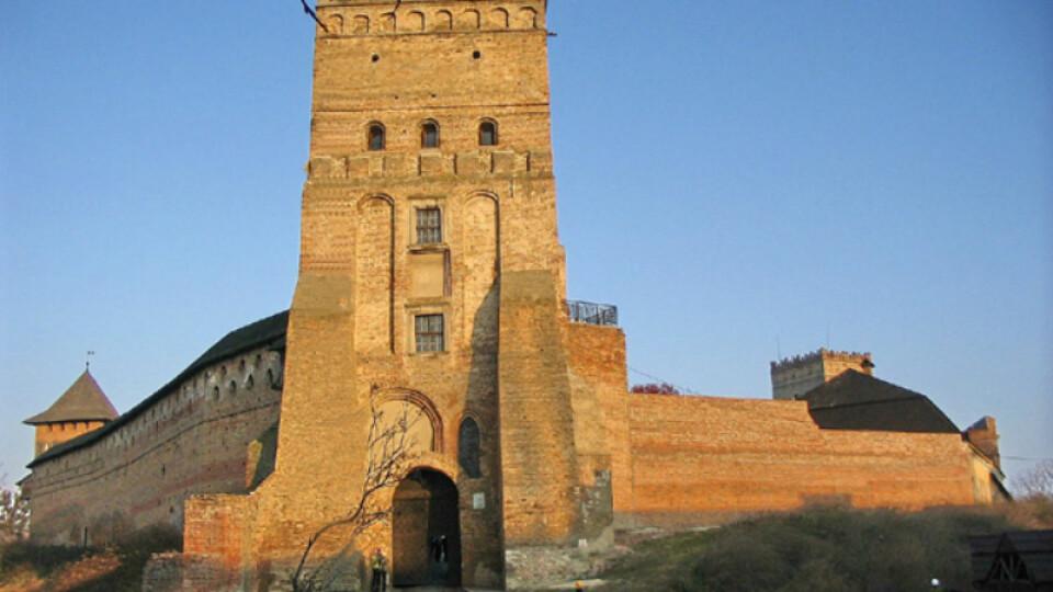 Луцький замок відкривають для відвідувачів