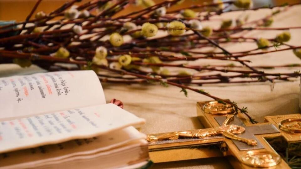 У ПЦУ пояснили, навіщо святити вербу напередодні Великодня