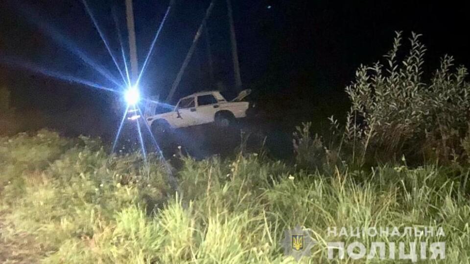 На Волині п'яний водій скоїв ДТП, в якій постраждала неповнолітня